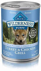 ​Blue Buffalo Wilderness canned food