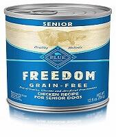 Blue Homestyle Recipe Senior Wet Dog Food