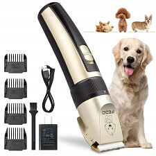 TZCER Professional Dog Grooming Set