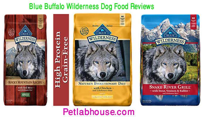 Blue Buffalo Wilderness Dog Food Reviews